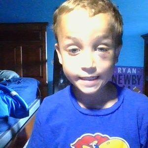 8 year old boy
